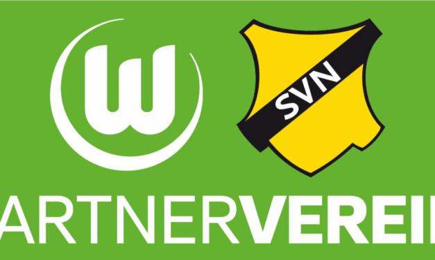Partnerschaft mit dem VfL Wolfsburg